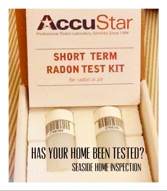 radon cape cod home inspection seaside